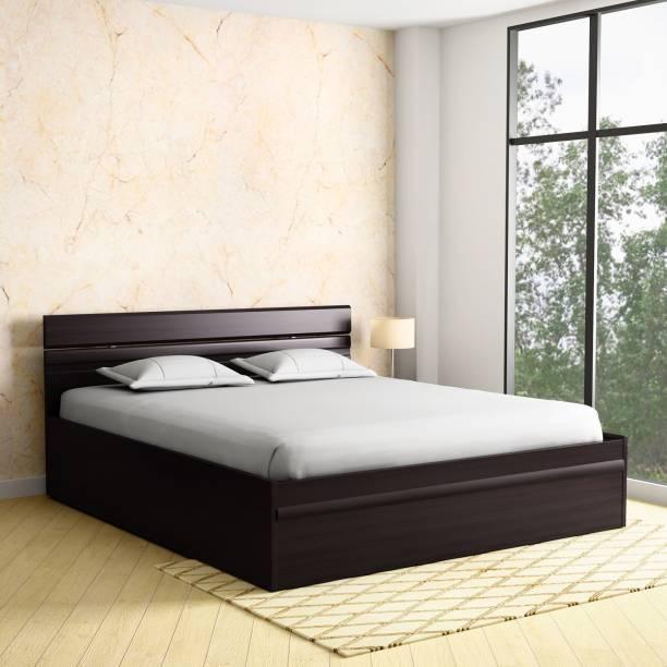 Godrej Interio Zurina Engineered Wood King Box Bed