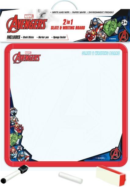 MARVEL Avengers Slate & Writing