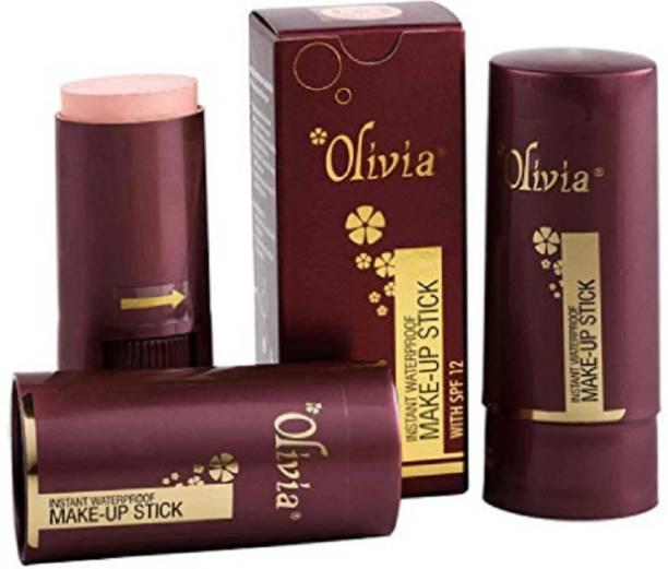 Olivia Waterproof Make Up Stick 01 Rachelle, 15g Concealer