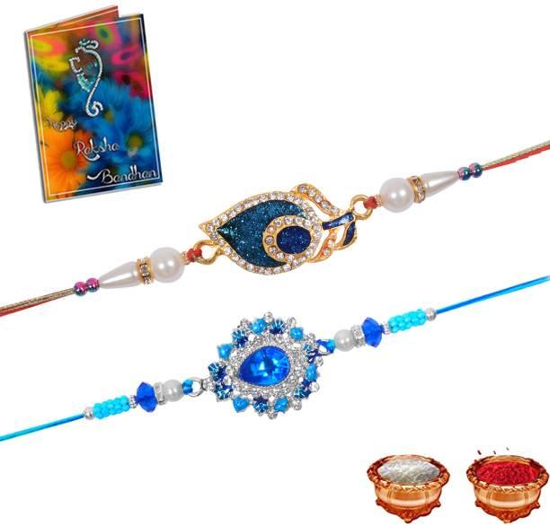 Dreamlivproducts Bhaiya Bhabhi Greeting Card  Set