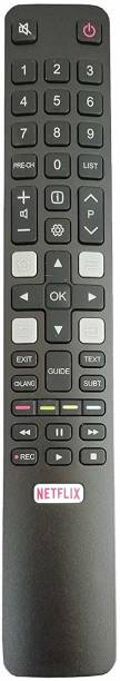 LipiWorld LED LCD Smart TV HD Remote Control Compatible for TV LED LCD Smart TV HD Remote Control Compatible for TCL Remote Controller