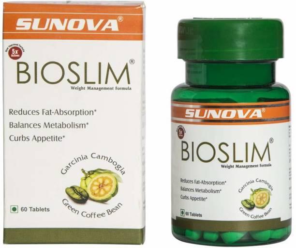 SUNOVA Bioslim 60 Tablets
