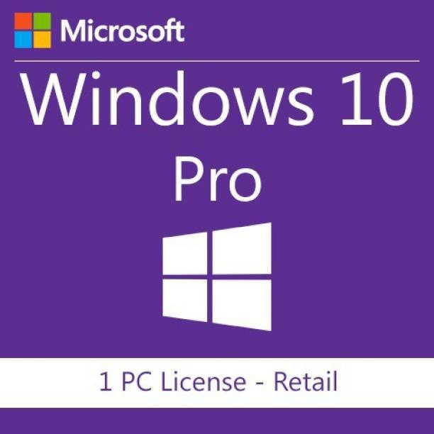 Microsoft Windows 10 Pro Original Key   5 PC  32/64 Bit