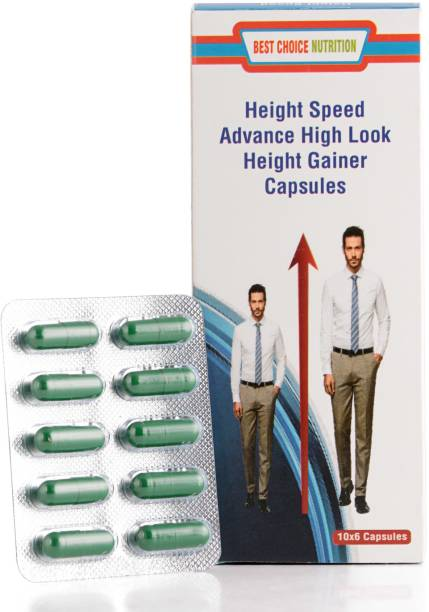 BEST CHOICE NUTRITION HEIGHT SPEED ADVANCE HIGH LOOK HEIGHT GAINER