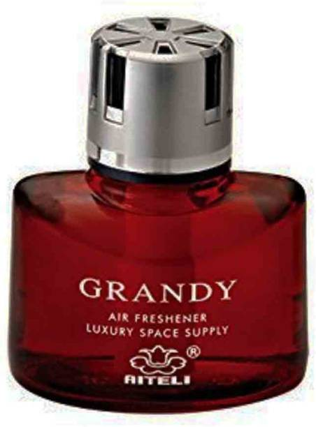 Grandy Aiteli Car Air Freshner (Floral Fragrance) Diffuser, Automatic Spray