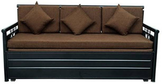 A-1 Star Furniture Metal Queen Hydraulic Bed
