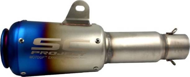AutoPowerz Universal For Bike Universal For Bike Slip-on Exhaust System