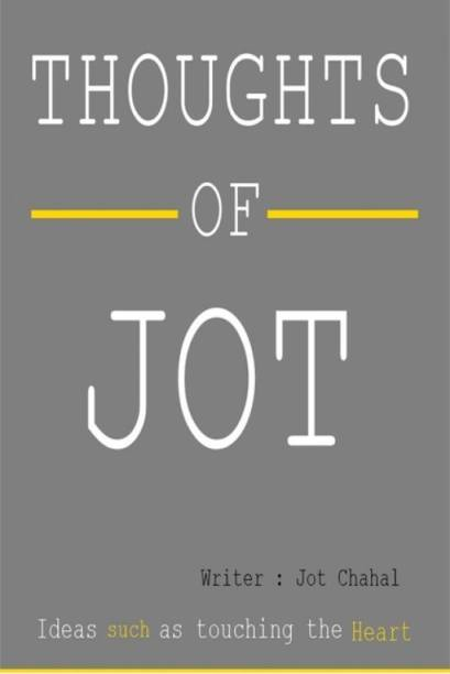 Thoughts of Jot