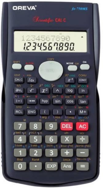 Oreva FX 750MS Scientific  Calculator