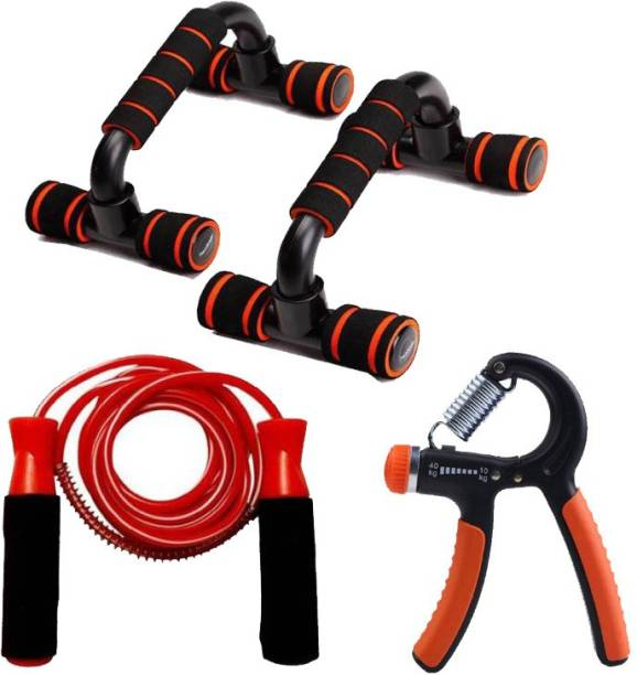 Proactive Sports & Fitness Adjustable Hand Grip Gym & Fitness Kit