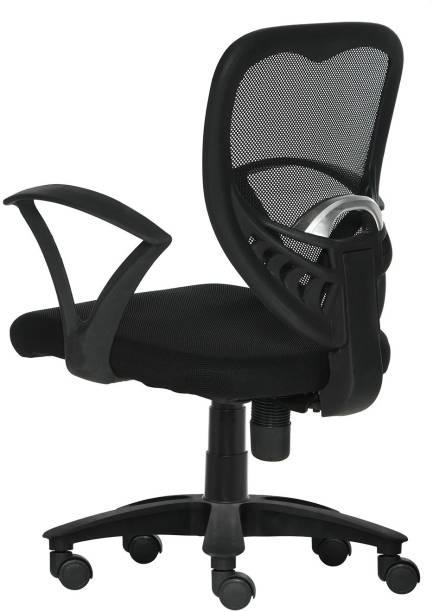 Da URBAN Carex Medium Back Fabric Office Executive Chair