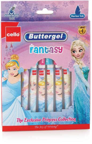 cello Buttergel Fantasy Gel Pen