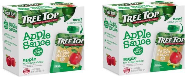 Tree top Apple Sauce Good To Go Fruit 013 Sauce