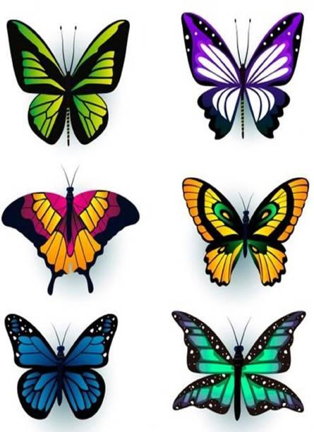 voorkoms butterfly tattoo