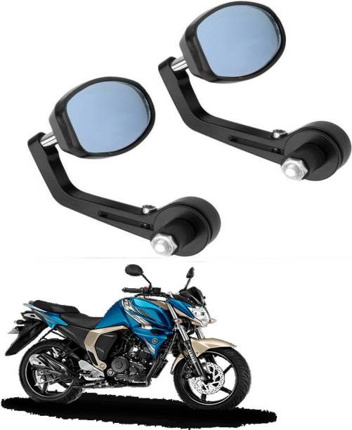 RK BEAUTY Manual Rear View Mirror, Driver Side For Yamaha FZ-S