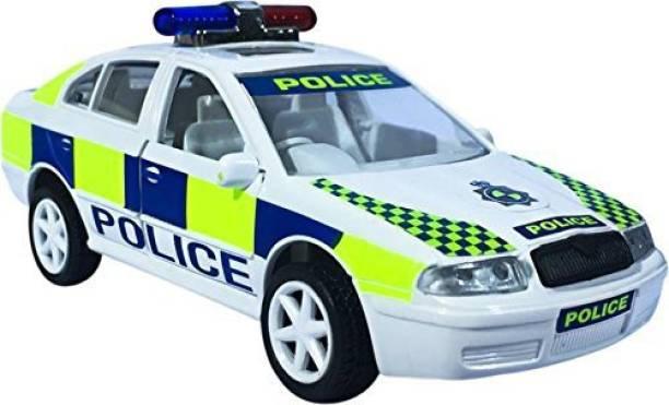 Jack Royal Construction Kit Models Plastic Miniature Models (UK Police)