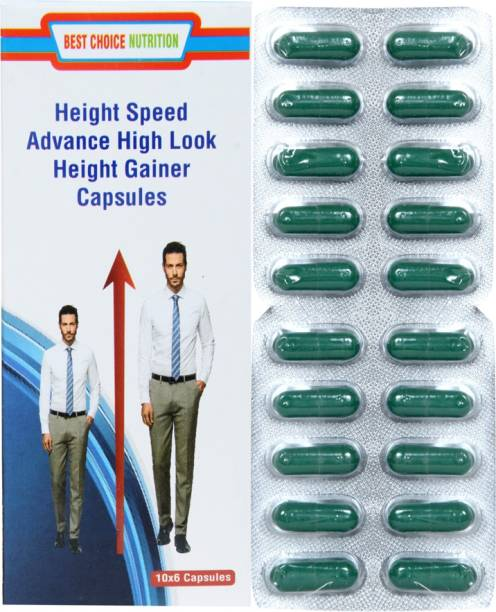 BEST CHOICE NUTRITION Height Speed High Look Height