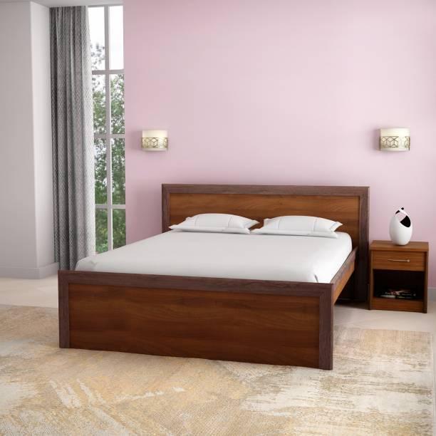 Godrej Interio Adriana Engineered Wood Queen Bed