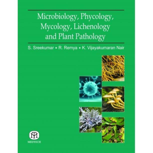 Microbiology, Phycology, Mycology, Lichenology And Plant Pathology (Hb)