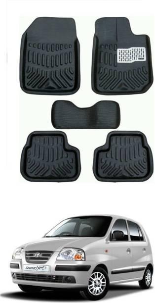 AYW Plastic 3D Mat For  Hyundai Santro Xing