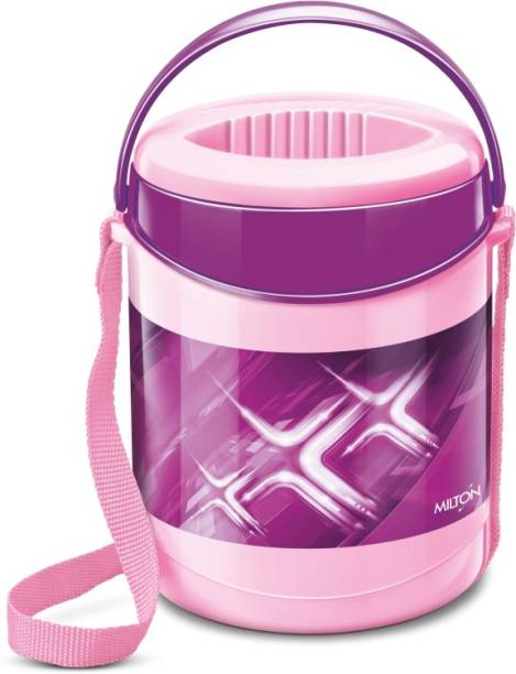 Milton ECONA DELUXE three 3 Containers Lunch Box