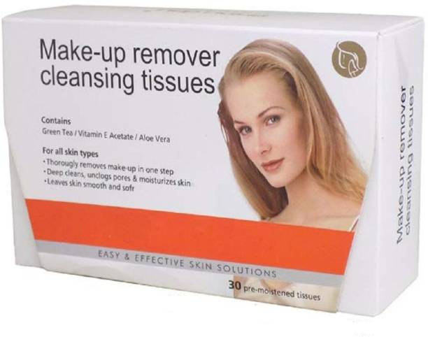 AASA Face Makeup Remover Cleansing Tissues For Girls Makeup Remover