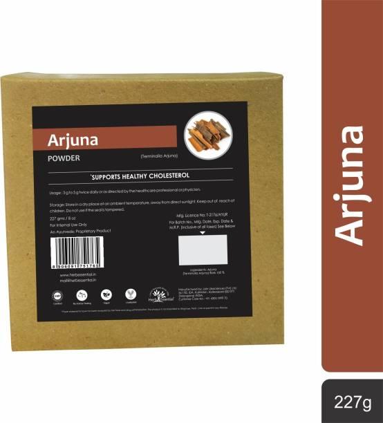 Herb Essential Arjun (Terminalia arjuna) powder 227g | Healthy Heart