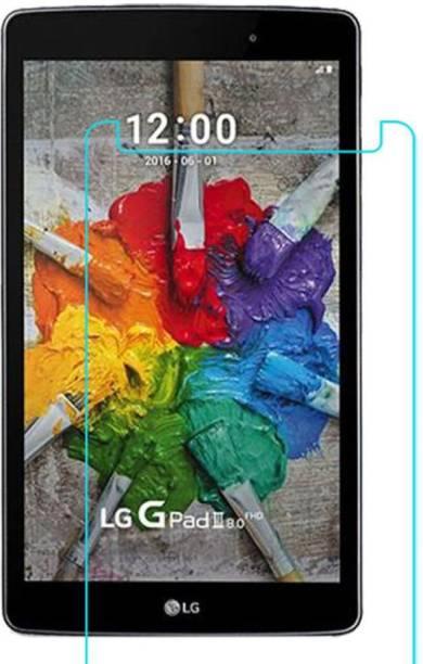 CHAMBU Tempered Glass Guard for Karbonn Smart Tab 1 (4GB)