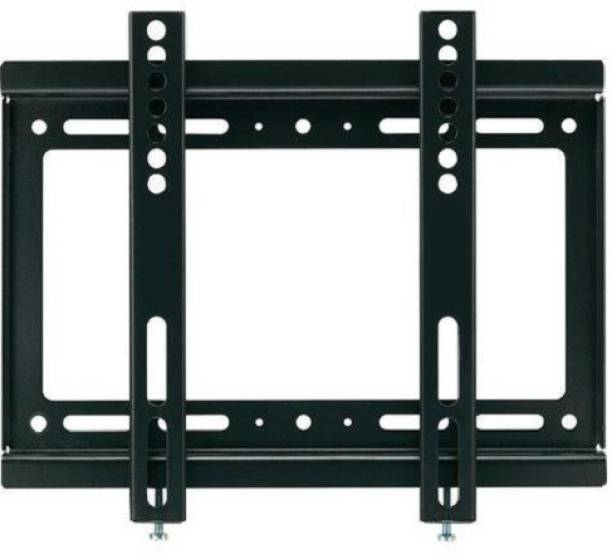 RISSACHI 26 To 40 Inches LED LCD TV Wall Mount Stand Fixed TV Mount 55 Shelf Bracket