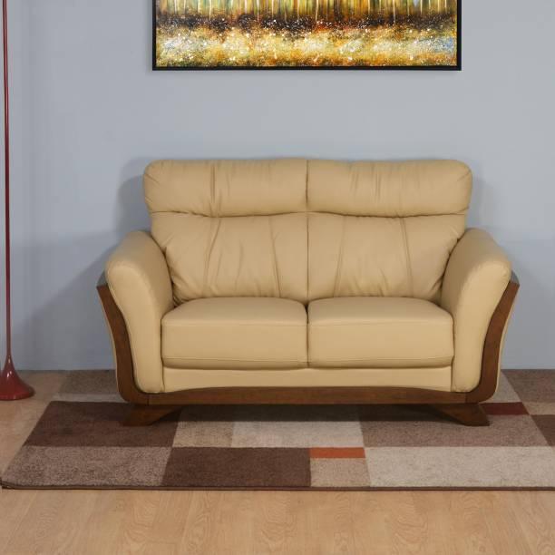 @Home by nilkamal Theo Fabric 2 Seater  Sofa