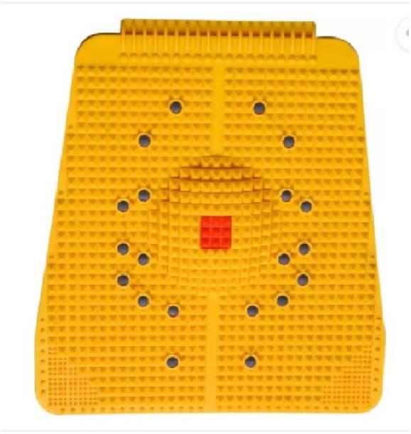 VIVAAN MASSAGER MAT Yellow 6 mm Accupressure Mat