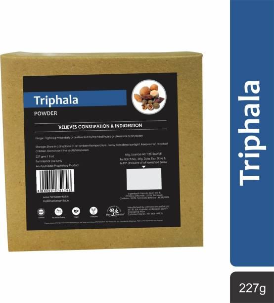Herb Essential Triphala Powder 227g | Digestive Care