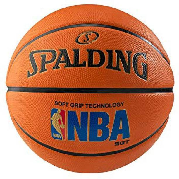 SPALDING LOGOMAN Basketball - Size: 6