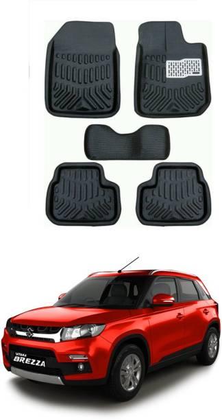 MATIES Plastic 3D Mat For  Maruti Suzuki Vitara Brezza