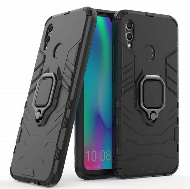 Cover Alive Back Cover for Honor 10 Lite, Plain, Cases