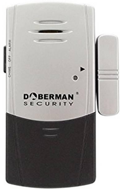 Doberman Security Door And Window Alarm Unique Ultra-Slim Design Fits Sliding Windows Door & Window Door Window Alarm