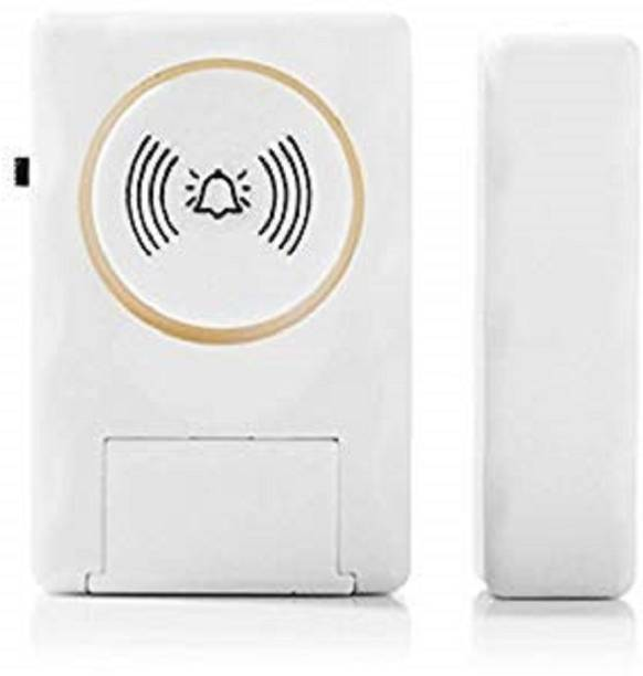 Onyx Wireless Door Window Security Burglar Sensor Alarm With Magnetic Sensor Door & Window Door Window Alarm
