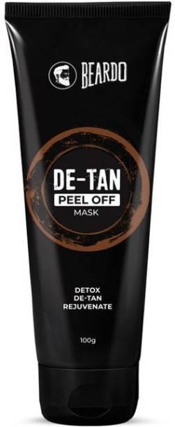 BEARDO De-Tan Peel Off Mask