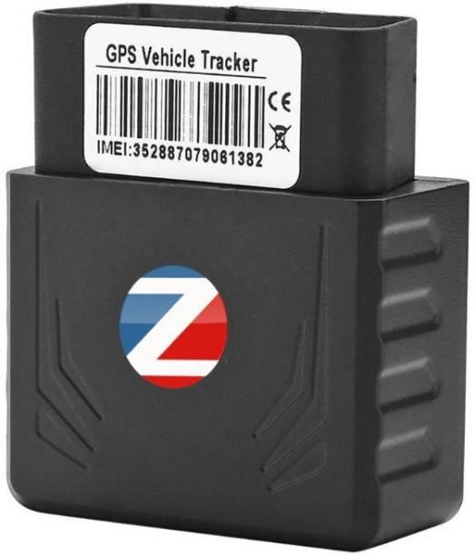 ZASCO OBD II Gps Tracker For Cars only (PLUG & PLAY) GPS Device