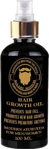 Daarimooch Beard & Hair Growth Hair Oil