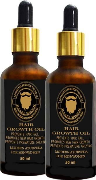 Daarimooch Beard & Hair Growth Oil Hair Oil