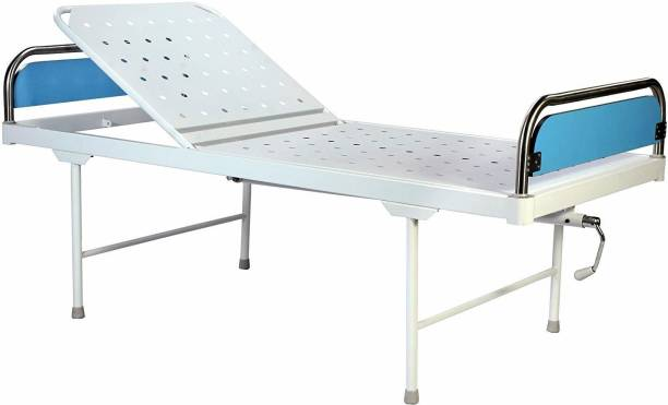 VMS Stainless Steel Manual Hospital Bed