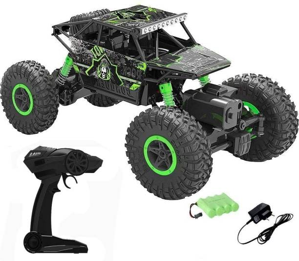 Rock Crawler 1:18 Scale 4x4 RALLY CAR - Green