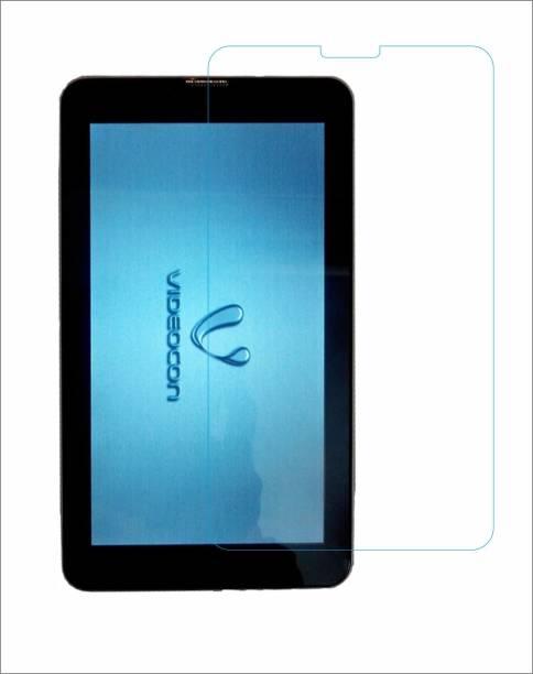 CHAMBU Tempered Glass Guard for Karbonn A37 Tab (2GB)