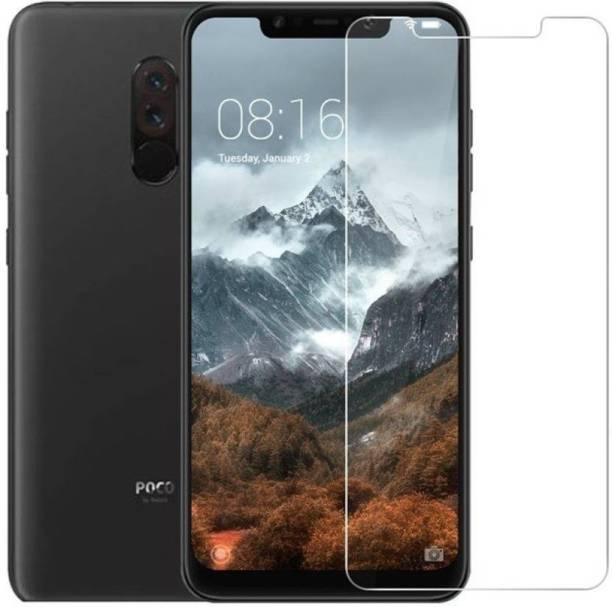 KMP POWER Tempered Glass Guard for POCO F1
