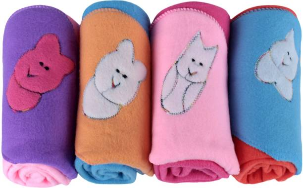 Miss & Chief Embroidered Crib AC Blanket