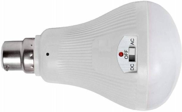 METTSTONE 25W EMERGENCY LIGHT-(WHITE) Bulb Emergency Light