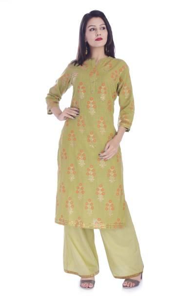 Arizona Fashion Women Kurta and Palazzo Set