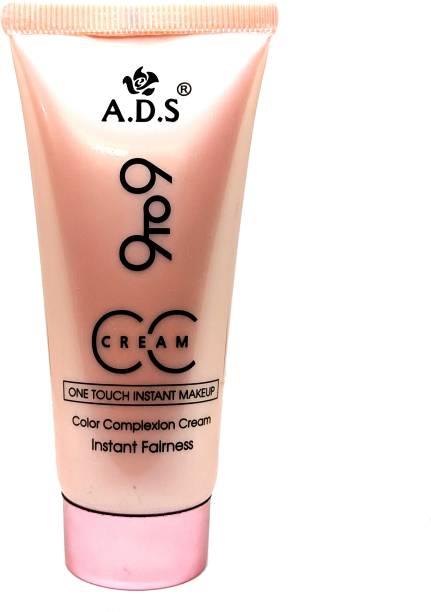 ads 9to9 Instant Makeup CC Cream Foundation