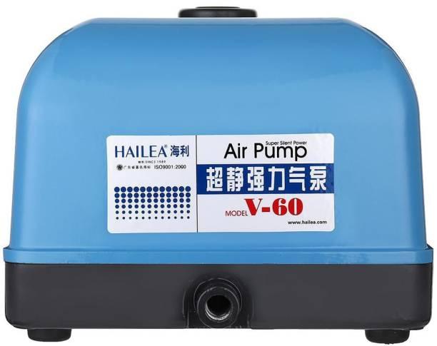 Hailea V-60 Super Silent Power Air Aquarium Pump